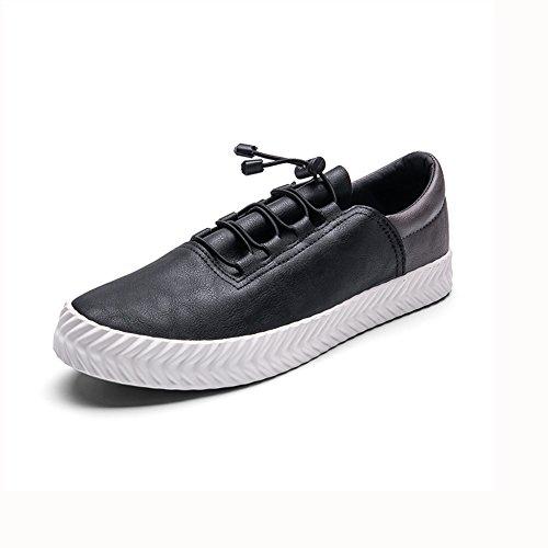 Color Conducción EU39 Juvenil Edición UK6 Juventud Tamaño Y Deporte Caqui Ocio CN39 Placas Estudiante Negro Spring Masculino Deportes Zapatos YIXINY C4xqBpB
