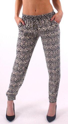 Dinamit Women's Printed Soft Pants