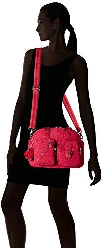 Defea Portés Pink Kipling C Cherry Main Rose Femme Sacs wvgcgdqA