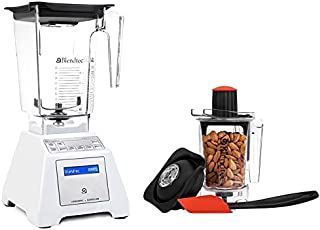 product image for Blendtec Total Blender Classic with WildSide & Twister Jars - White