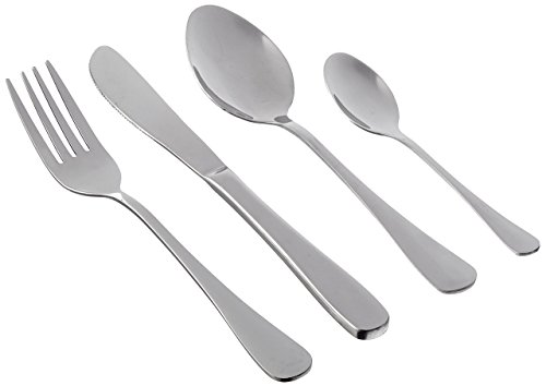 Amazing Child,  Beautiful Four Piece Quality Child's Stainless Steel Cutlery Set