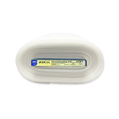 Pellon Flex-Foam 2-Sided Fusible Foam Stabilizer - Sold by the Yard - Sold By the Yard