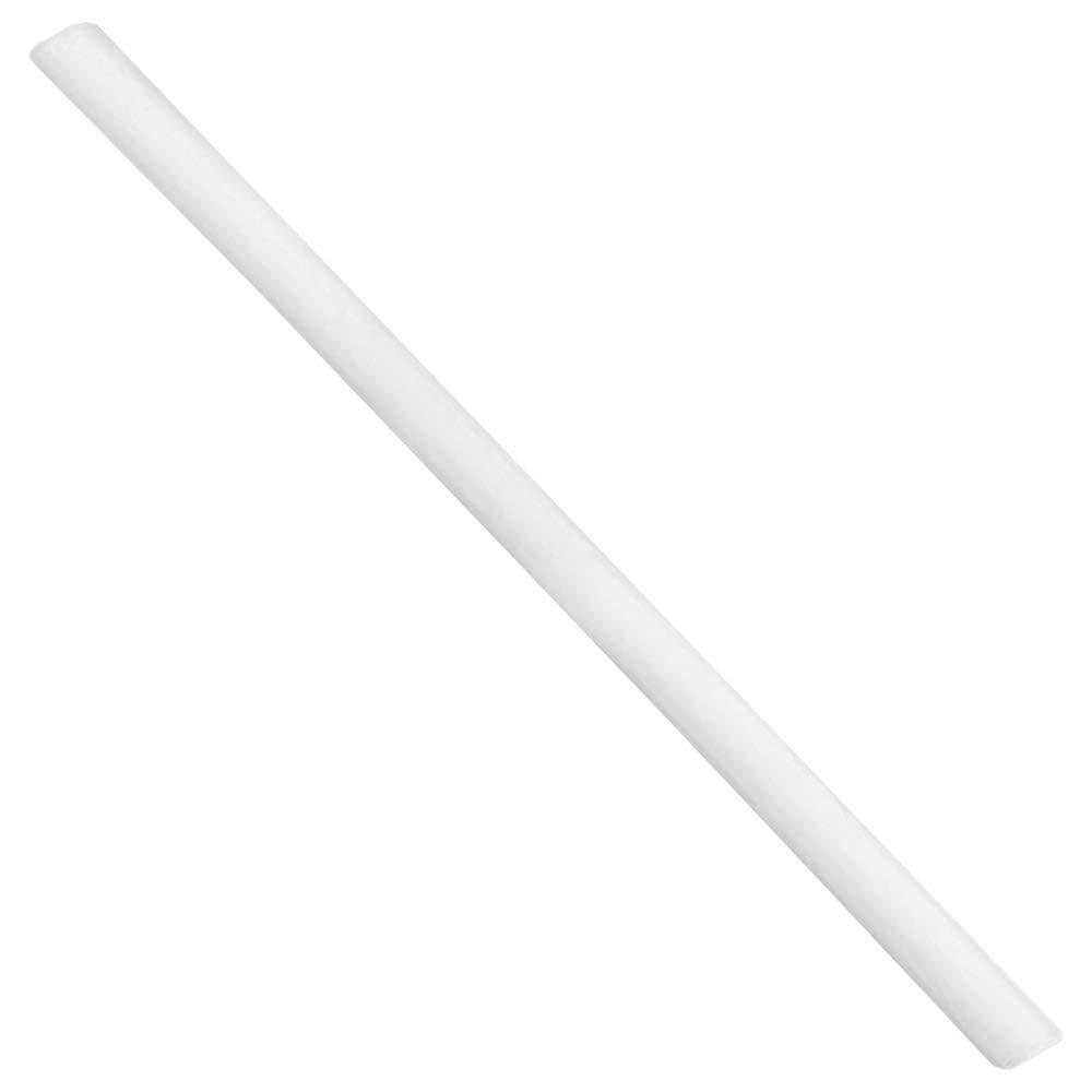 Acetal Plastic Rod 2 Diameter x 15 Length White Delrin