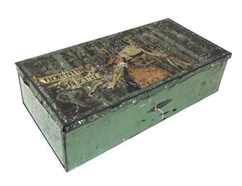 - Old Nabisco National Biscuit Company Florentine Biscuits Cookie Tin Box