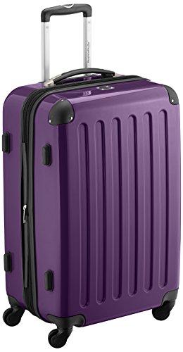 HAUPTSTADTKOFFER - Alex - Hard-side Luggage Purple Glossy, 65 cm, 74 Liter