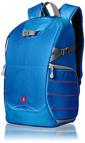 Blue Black AmazonBasics Backpack Trekker Series Camera T7q1Rqv