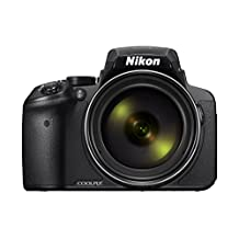Nikon P900 Digital Camera  (Black)