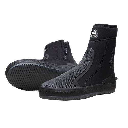 (Waterproof B1 6.5mm Neoprene Boots, Large)