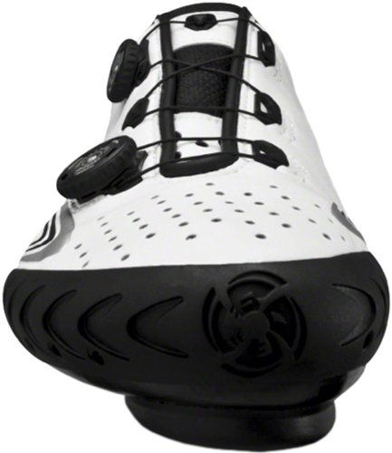 BONT Vaypor Plus Cycling Road Shoe: White; Euro 46.5 by BONT
