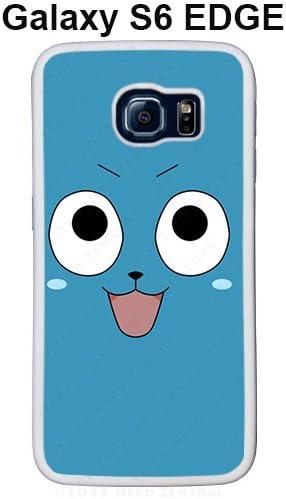 Happy Face Fairy Tail for Coque Samsung Galaxy S6 Edge blanc Coque ...