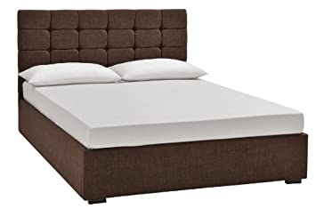 Birlea Isabella Ottoman Double Bed Brown