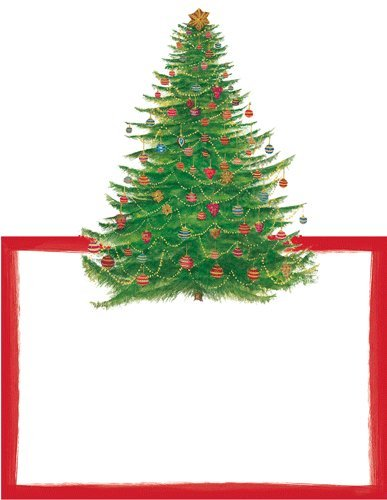Amazon Com Christmas Place Cards Table Decorations No Place Card