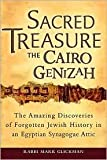 img - for Sacred Treasure--The Cairo Genizah 1st (first) edition Text Only book / textbook / text book