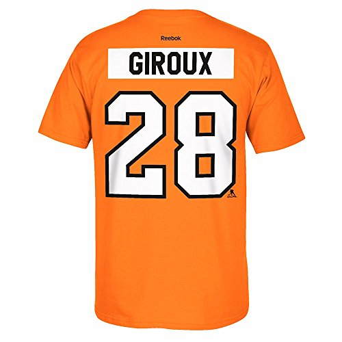 Reebok Men's Claude Giroux Philadelphia Flyers Player T-Shirt