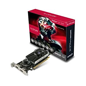 Sapphire Radeon R7 240 2GB DDR3 Dual HDMI Low Profile with Boost Graphics Card 11216-07-20G