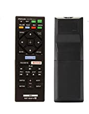 Replaced Remote Control Compatible for Sony BDP-3700 RMT-VB201U 149310511 BDP-S6700 BDP-S1700 BD DVD Blu-Ray Disc Player