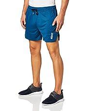 Lecoon Shorts Deportivos Hombre Pantalones Cortos Short de Ejercicio Deporte Secado Rápido de Malla con Cordón para Playa Correr Jogging Running al Aire Libre Ligero y Transpirable
