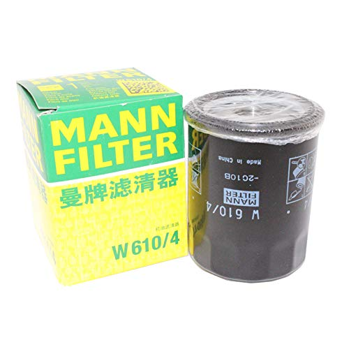 mann oil filter 610 - 6