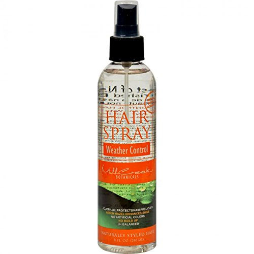 Mill Creek Botanicals Hair Spray Weather Control - 8 Oz by M