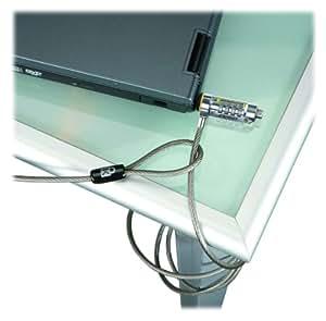 Kensington ComboSaver - Cable antirrobo para portátil (con combinación numérica)