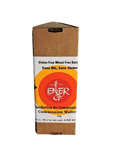 Ener-G Foods Communion Wafers Gluten Free -- 1.55 oz