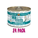 Weruva Cats In The Kitchen, Funk In The Trunk With Chicken In Pumpkin Consomme Cat Food, 6Oz Can (Pack Of 24)