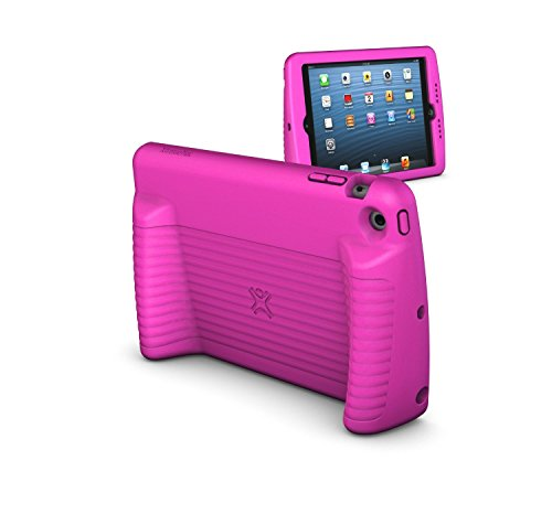 XtremeMac Tuffwrap Play Case for iPad mini (1st Gen and 2nd Gen with Retina Display), Pink (03087)