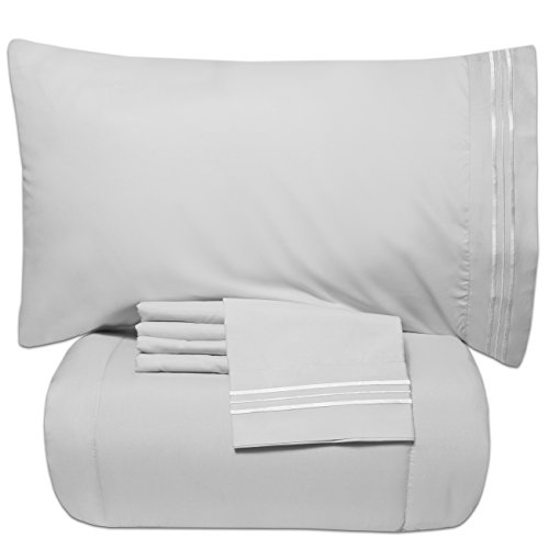 Bed In A Bag White - 4