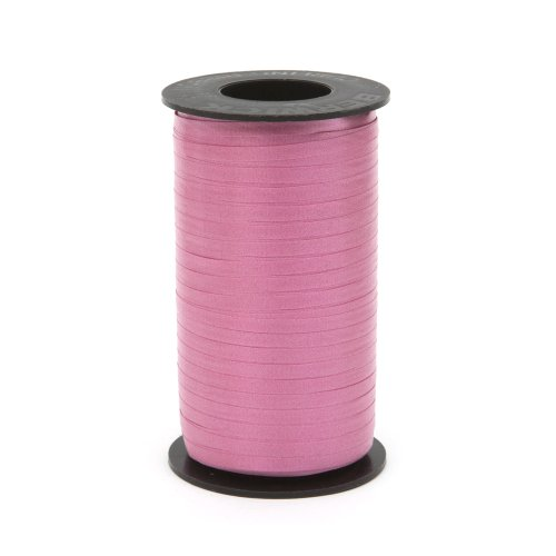 Ribbons Roses Florist - Berwick Splendorette Crimped Curling Ribbon, 3/16-Inch Wide by 500-Yard Spool, Dubonnet Rose