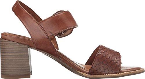 Tamaris Schuhe 1-1-28314-28 Bequeme Damen Sandalette, Sandalen, Sommerschuhe für Modebewusste Frau, Cognac