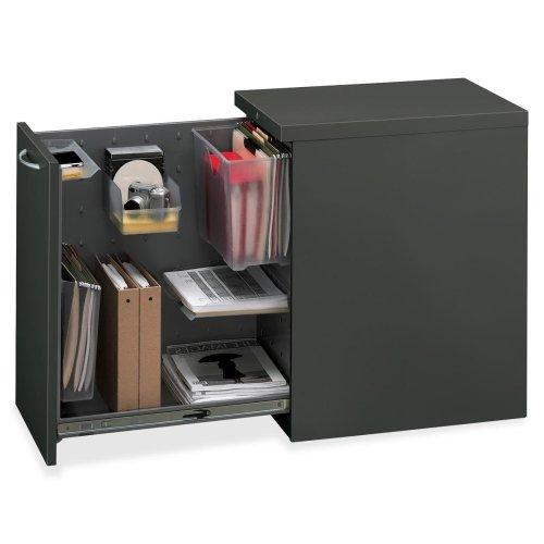Left Pedestal File (HON Flagship Left Side Access Pedestal File Cabinet - 15