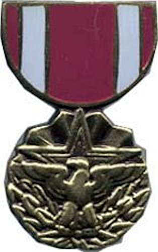 Meritorious Service Mini Medal Small - Ribbon Medal Meritorious Service