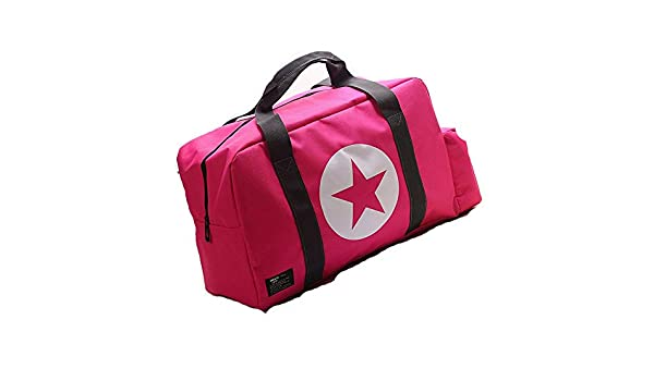 Amazon.com: New Portable Women Luggage Travel Bags Big Star Duffle Bag Maletas de viaje: Shoes