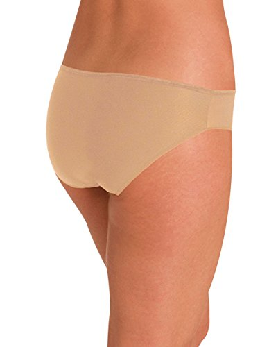 Naomi and Nicole Edgies Nude Hipster A103 Medium Nicole Hipster Panties