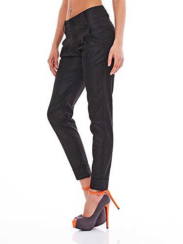 Only Lala classik chino Pant 15097798Negro