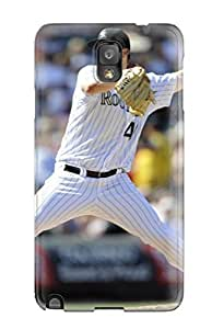 New Style colorado rockies MLB Sports & Colleges best Note 3 cases