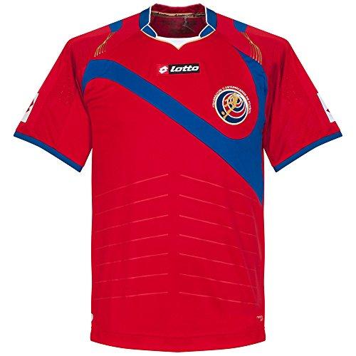 Costa Rica Home Jersey 2014 / 2015