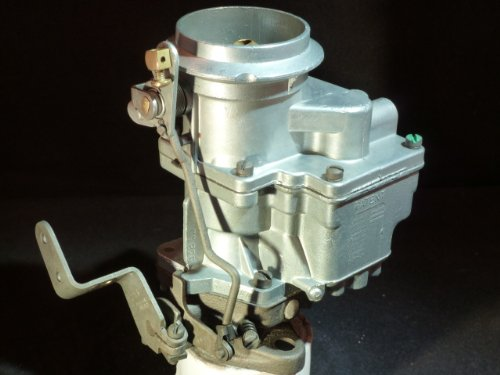 single barrel carburetor - 6