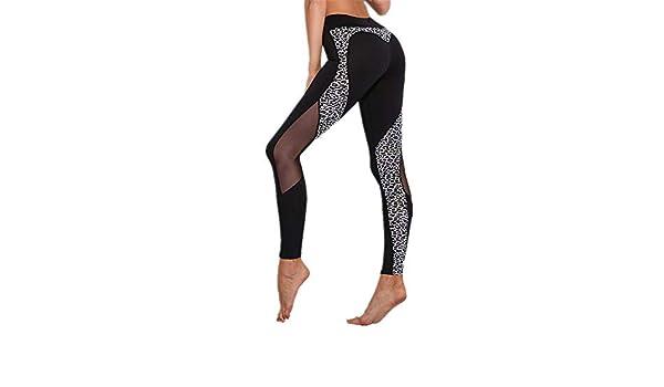 ZDTXKJ Womens High Waist Yoga Pants Peach Heart Pants Leopard Print Yoga Pants Sports Leggings