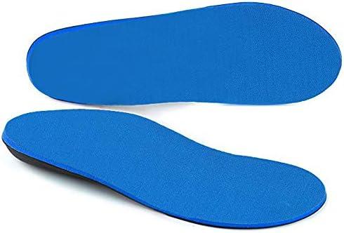 Einlegesohlen Orthopädische Herrlicher Laufkomfort für Füße, Beine und Rücken, speziell bei Fersensporn Bequeme Massage Schuheinlagen für Herren Damen