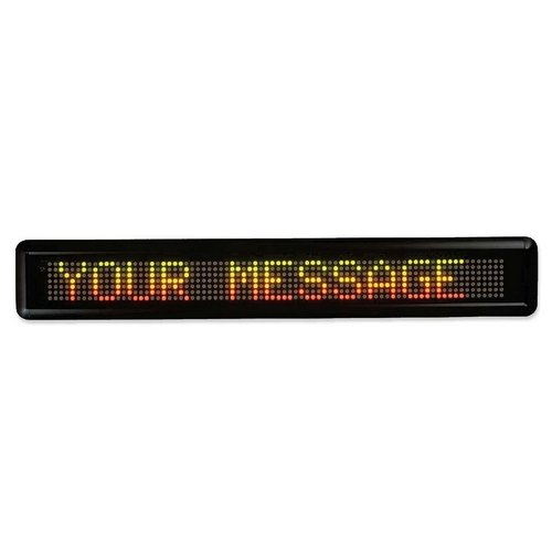 USS2827 - Newon LED Electronic Moving Message Sign