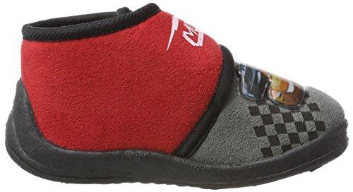 Cars Cr000133 - Zapatillas Niños Grau (Grey/Red/Black)