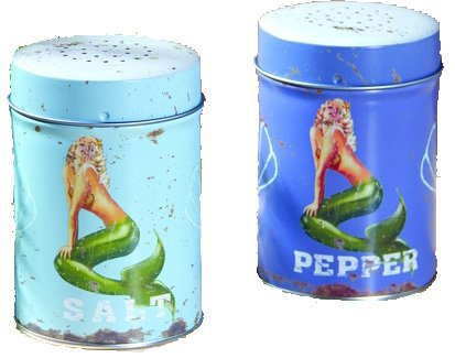 41tIsLScJXL The Best Beach Themed Salt and Pepper Shakers