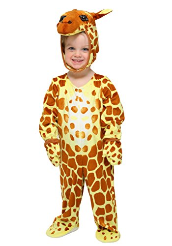 Baby And Toddler Baby Giraffe Costumes (Infant/Toddler Giraffe Costume 18/24mo)