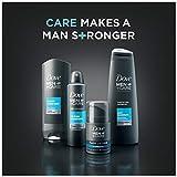 Dove Men+Care Clean Comfort Body+Face Bar, 4 Ounce, 6 Count