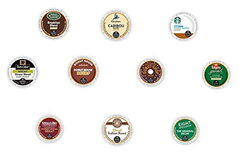 30 Count Variety Coffee Brewers