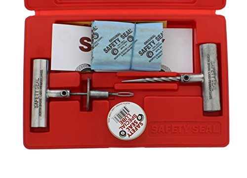 Safety Seal Tire Repair - Safety Seal Truck Deluxe Tire Repair Kit 30 Repairs