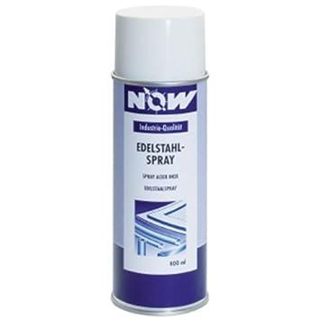 Acero inoxidable spray 400 ml Precio por 12 unidades ...