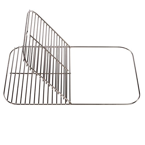 PK Grills Replacement Hinged Cooking Grid and Charcoal Grate (PK99010)