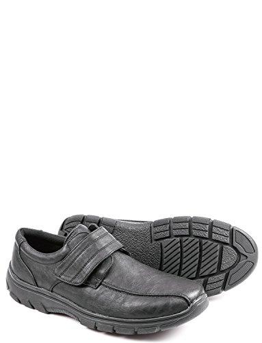 Coussin pour Hommes Marche Chaussures Noir 6hXpo